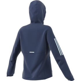 adidas OWN The Run Chaqueta Mujer, tech indigo
